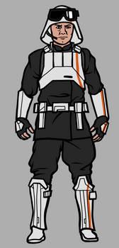 Division 0 trooper concept