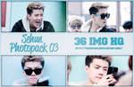 Sehun (EXO) Photopack O3