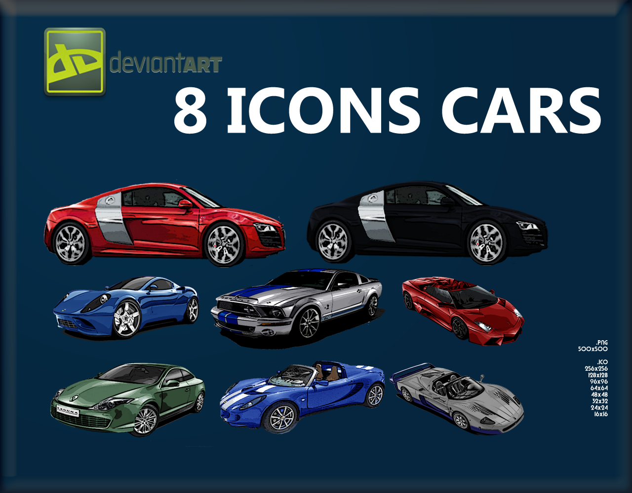 Icon Car by Eliassot