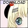Piyoko dress-up game by AnimeKittyCafe