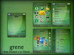 Grene For Sony Ericsson