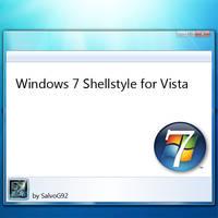 Windows 7 Shellstyle Final by SalvoG92
