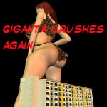 Giganta crushes again