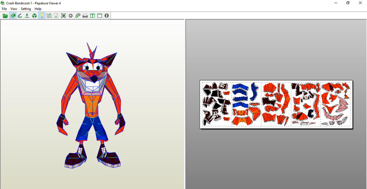 Crash bandicoot 1 by billdeclave on deviantart crash bandicoot 1 by billdeclave malvernweather Gallery