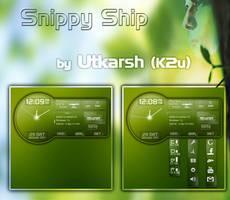 SnippyShip by Utkarsh_k2u by kevin-utkarsh