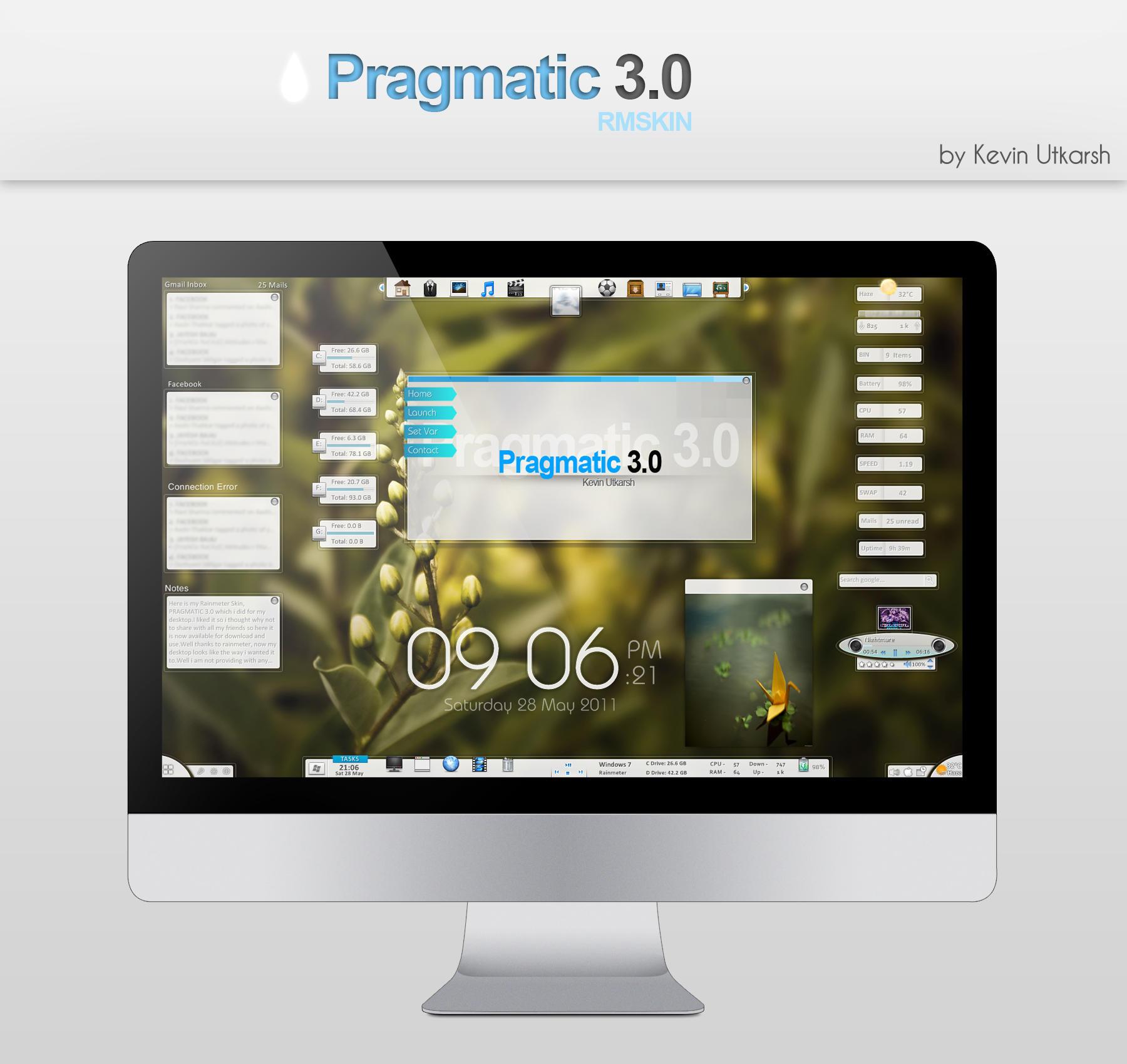 Pragmatic 3.0 by kevin-utkarsh