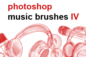 Music Brushes Vol. IV by scolz