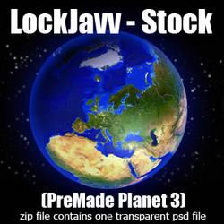 Planet Three PSD