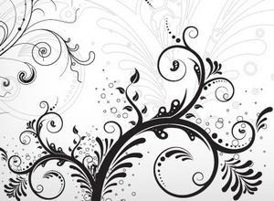 5_Floral_Ornament_Brushes by rakanksa
