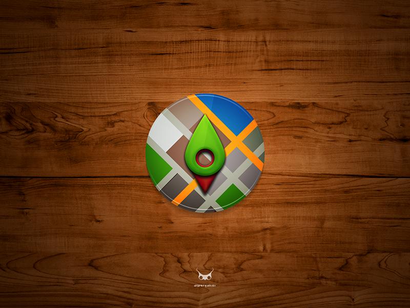 Navigation Icon by alpercakici