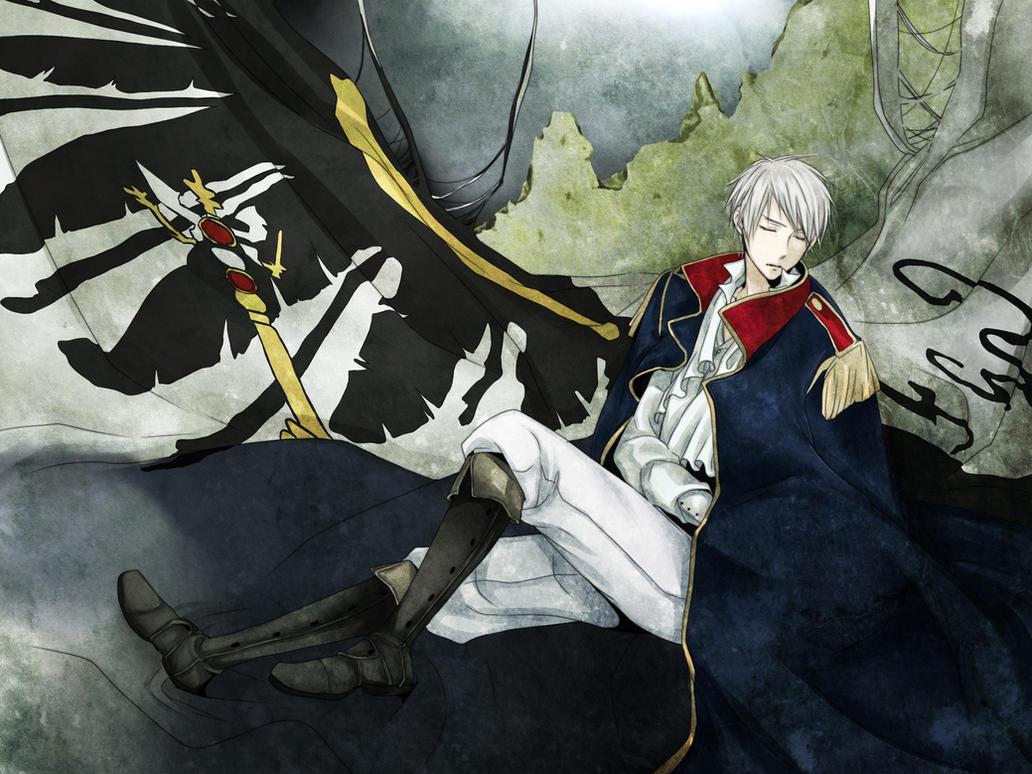 male!Reader x dying!Prussia~~ by Tierany-chan on DeviantArt