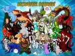 Monster Assault Vol.1