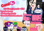 ComiPo! 2.0 Mug Pack [+Download]