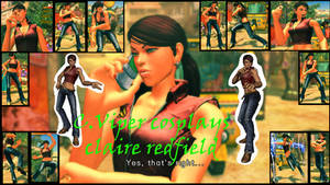 C Viper Cosplays claire redfield