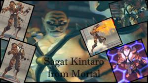 Sagat Kintaro