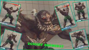 Zangief Doomsday