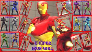 C.viper Iron girl