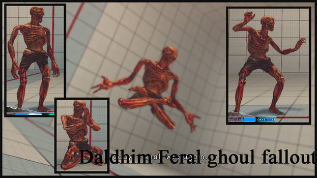 Dalshim feral ghoul fallout