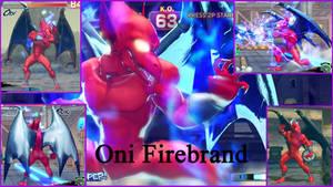 Oni Firebrand