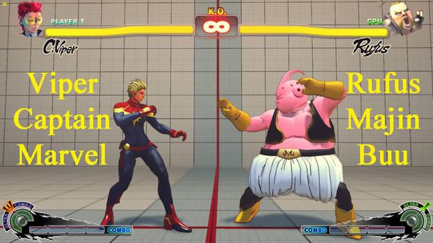 Viper captain Marvel