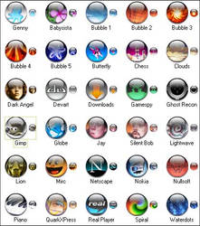 Genesis Bubbles by genesis01