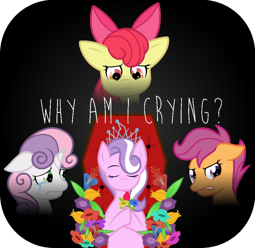 9 Why Am I Crying Scootaloo 3 By Rated R Ponystar On Deviantart