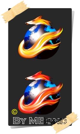 Firefox by Brunette28