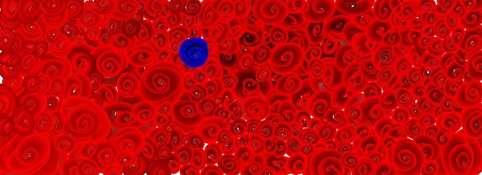 Blue Rose? by mangaismything2
