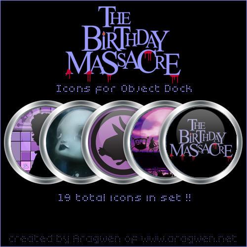 TBM for ObjectDock by birthdaymassacre