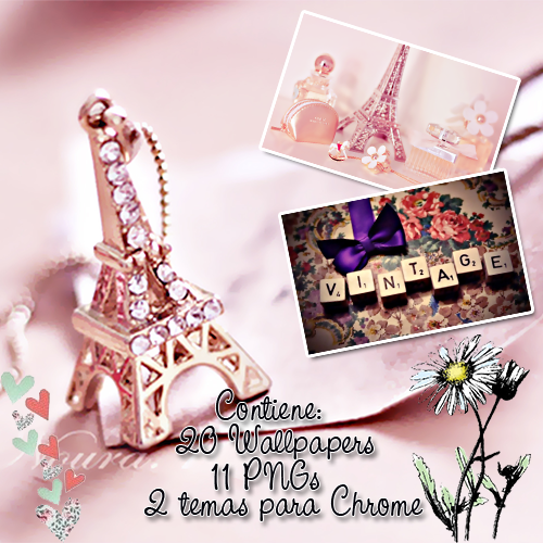 Pack VintageParis By SamyBelieber