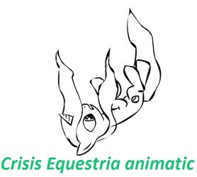Crisis Equestria animatic