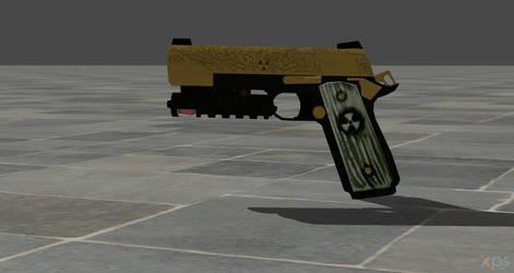 M1911 For Xnalara