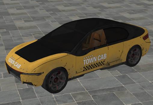 Advanced Warfare - Sedan Taxi Xnalara SMD