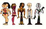 TD Mortal Kombat Group 5