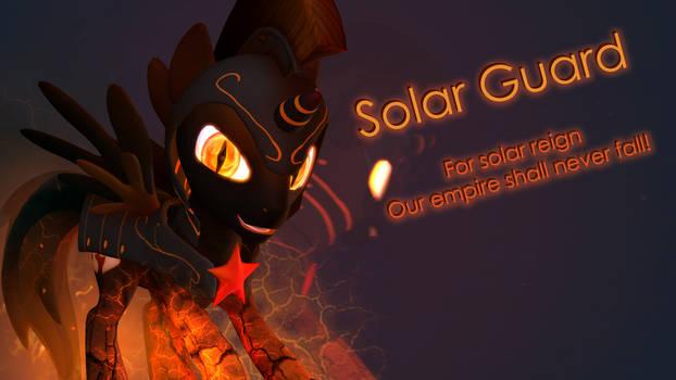 Solar Guard [SFM ponies]