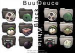 Black and White Buuf Deuce IP