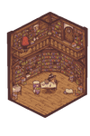 An Unmoving Library