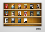 iBooks background for Finder