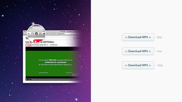 Safari Extension - KeepVid