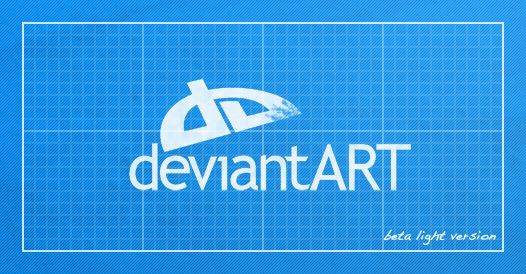 DeviantART light version-beta by bobjr