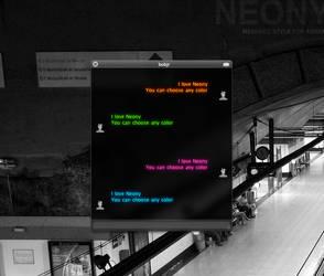 Neony by bobjr