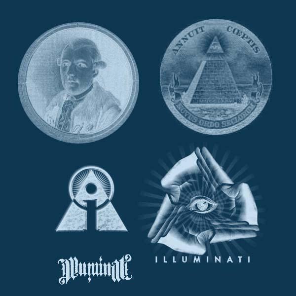 Illuminati and Mr. Weishaupt by evilandie