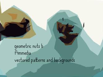 geometric nuts b by f4mmedia