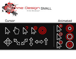Imme Design cursor black small by ImmeDesign