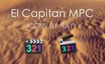 El Capitan Media Player Classics Concept by Ray