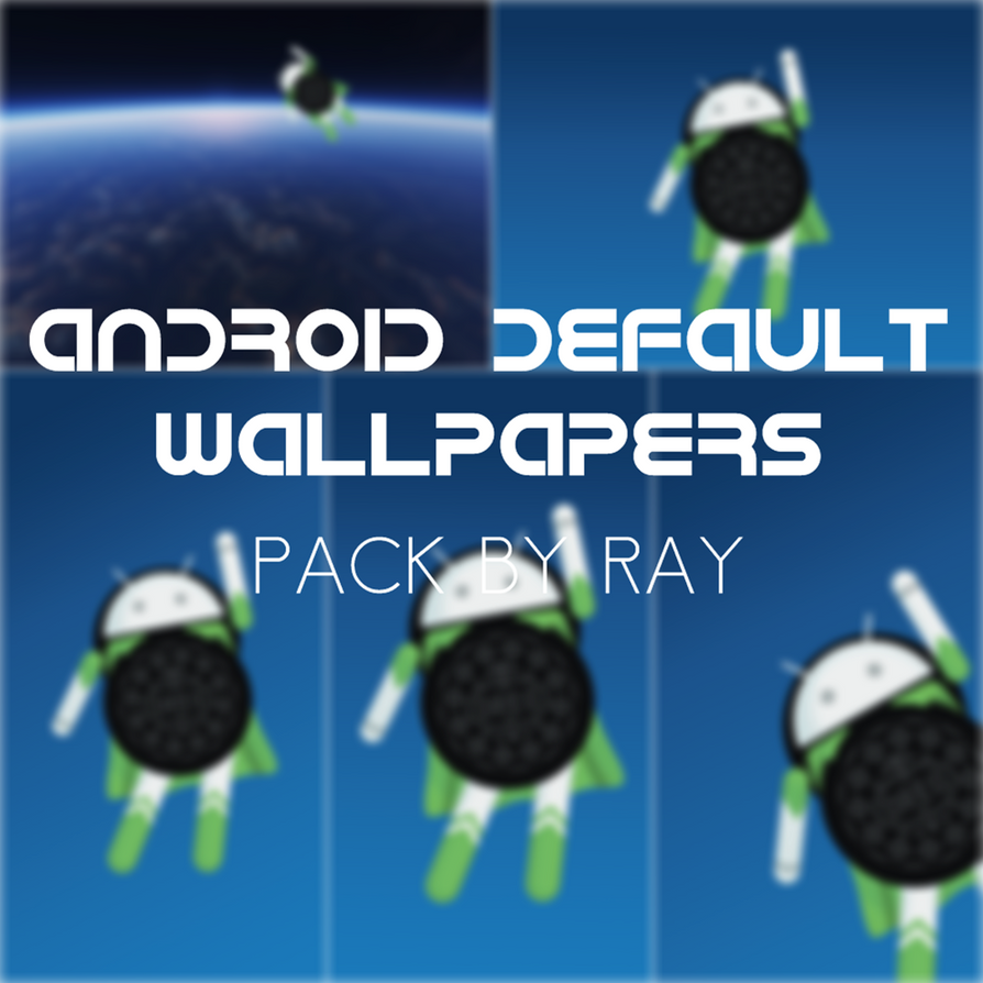 Android Oreo Default Wallpapers By Raiiy On Deviantart