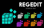 Regedit Icons by Ray