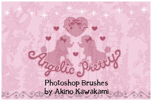 GL Brushes - Angelic Pretty by Akino-K