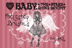 Baby, the stars shine bright by Akino-K