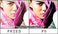 Photoshop Action 02 by FluoGirl
